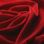 Ткань для штор красного цвета